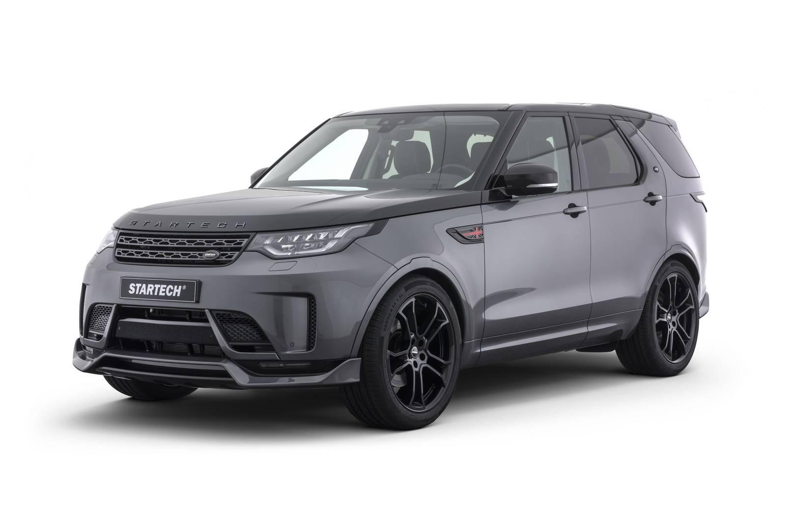 Official Startech Land Rover Discovery Gtspirit