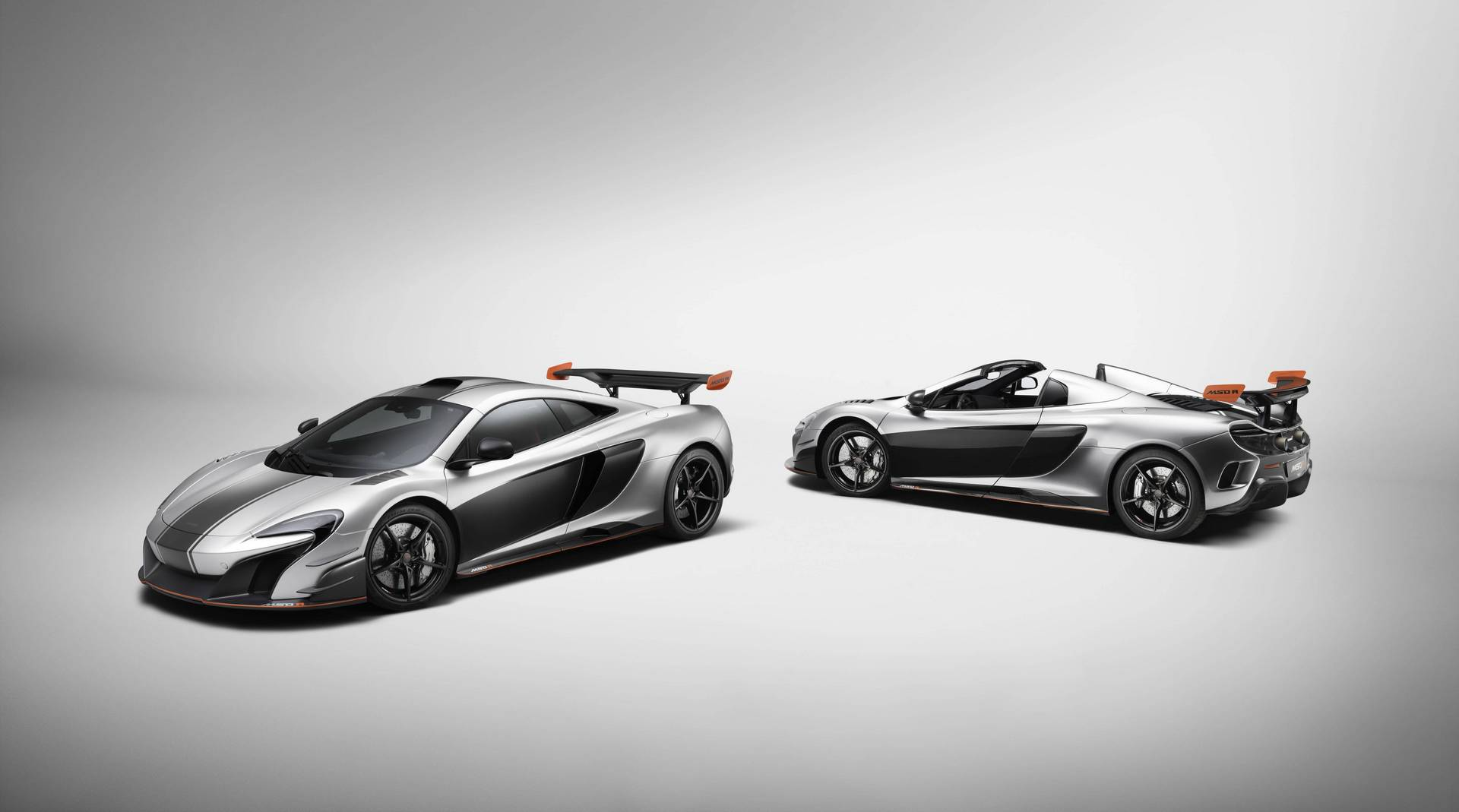 Official: MSO McLaren R Coupe and R Spider – One Offs for Single Customer