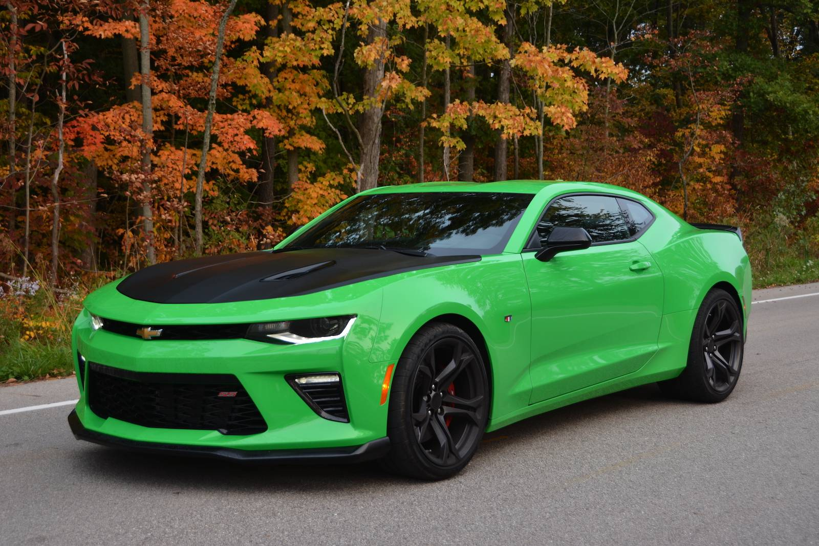 2017 Chevrolet Camaro Ss 1le 1 Of 21 To