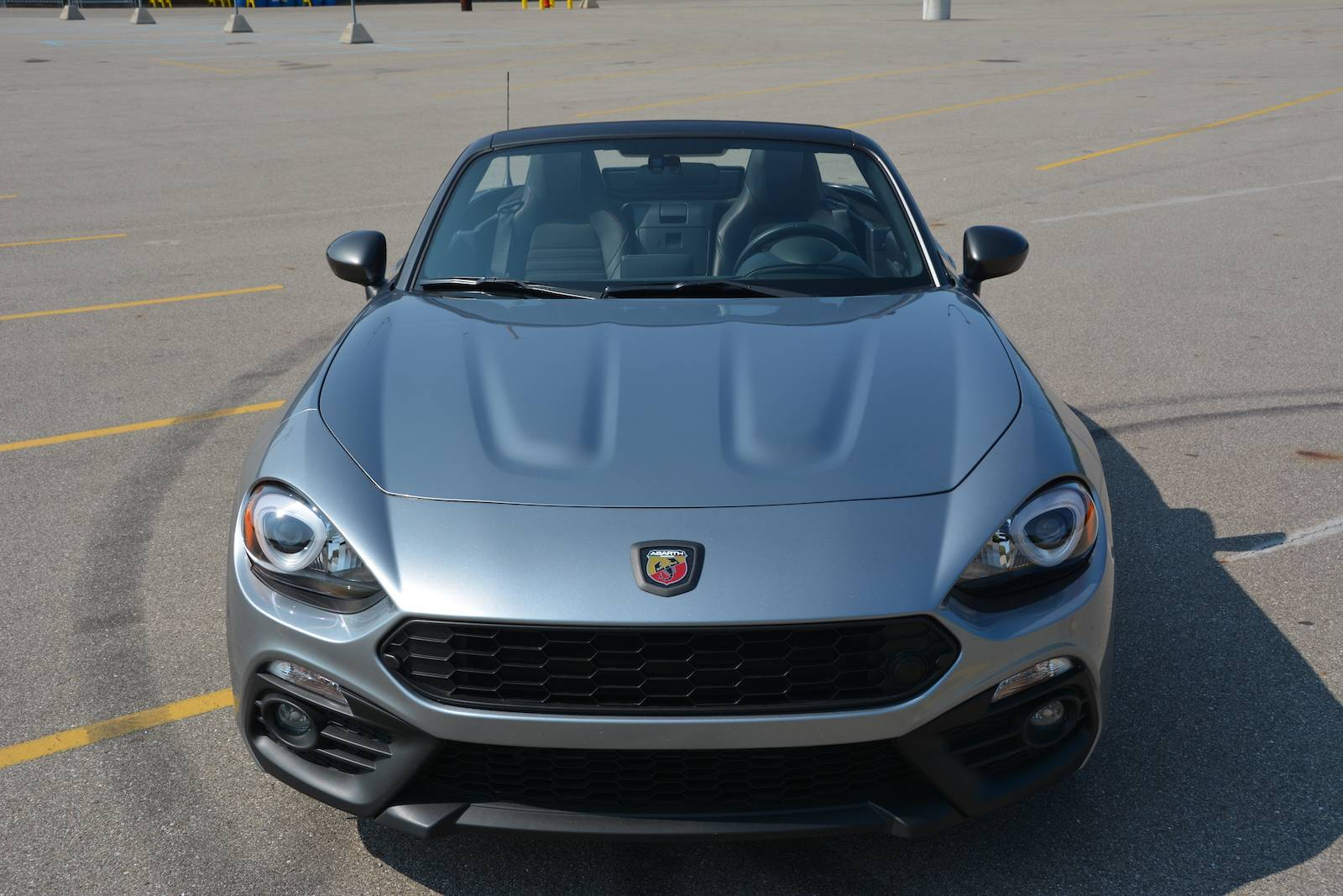 2017 fiat 124 spider abarth review gtspirit. Black Bedroom Furniture Sets. Home Design Ideas