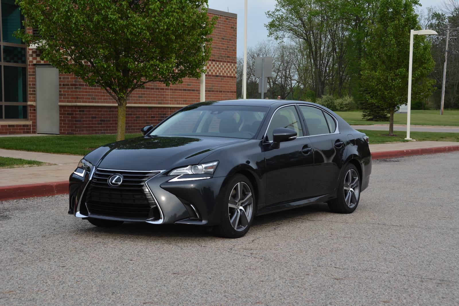 2017 Lexus Gs 200t Review Car