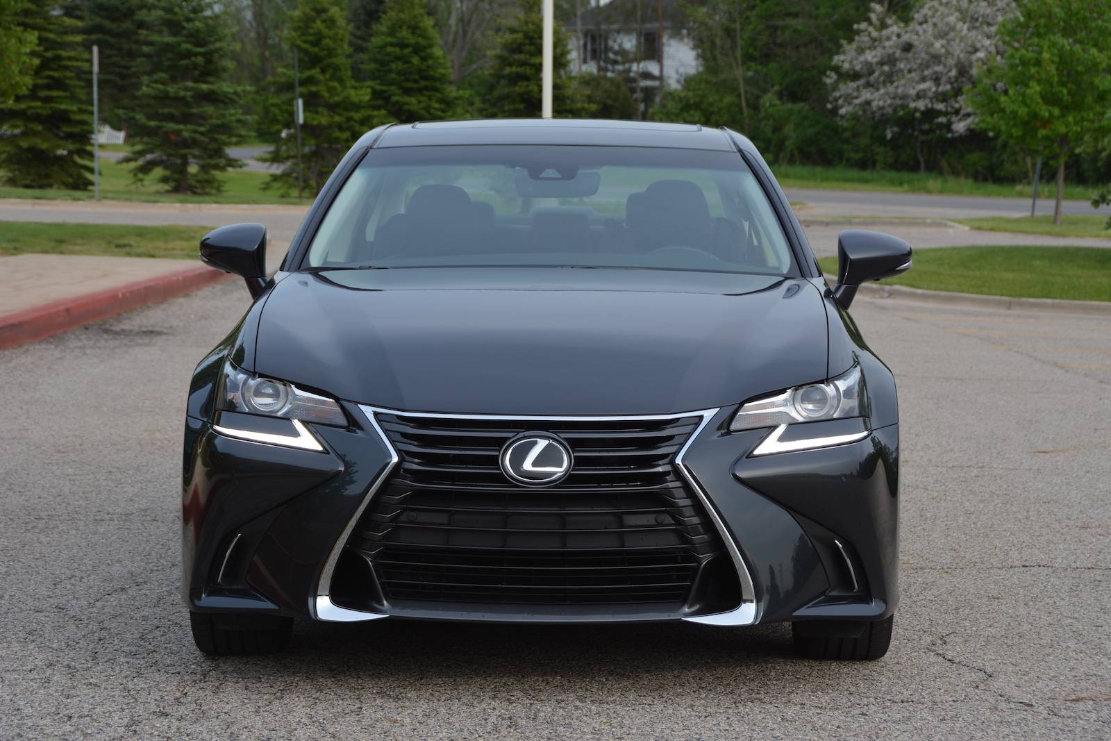 2017 Lexus Gs 200t 1 Of 29 Right Away
