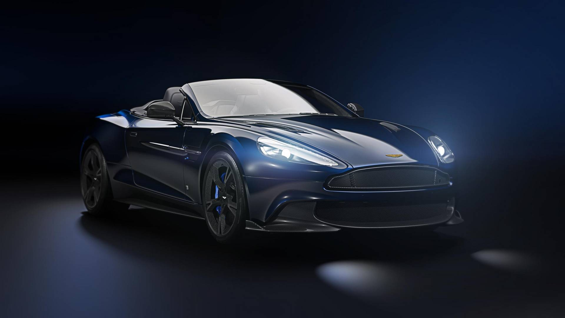 Official: Aston Martin Vanquish S Volante 'Tom Brady Signature Edition'