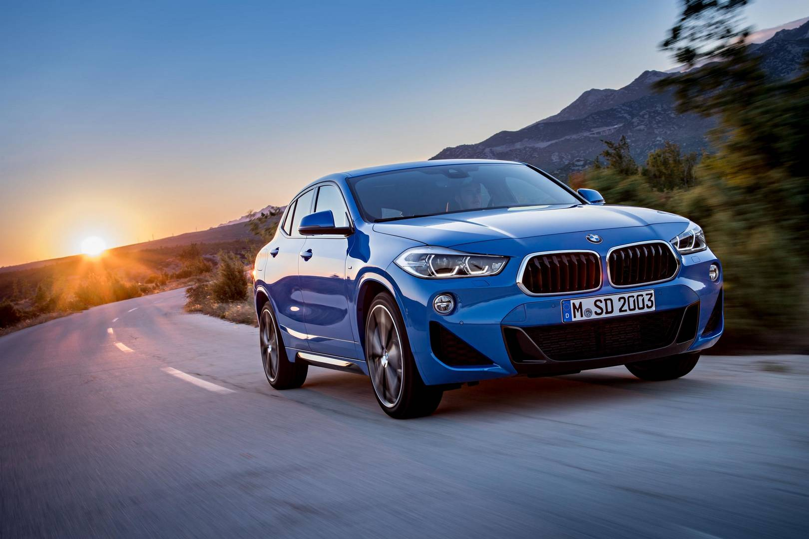 Official: 2018 BMW X2