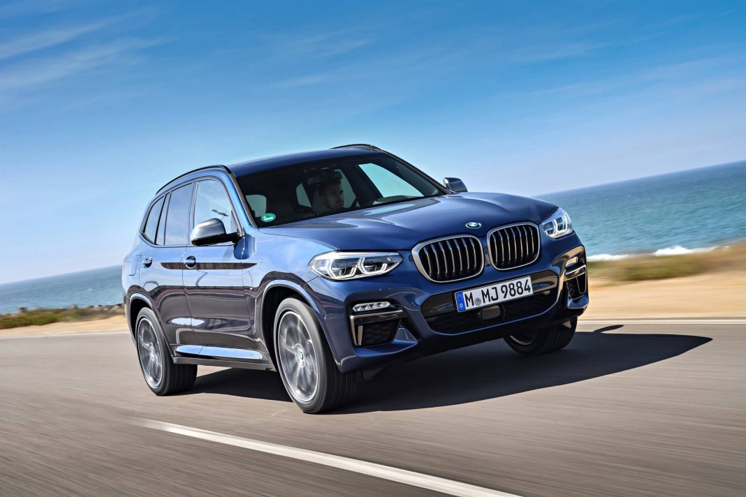 2018 bmw x3 m40i review gtspirit. Black Bedroom Furniture Sets. Home Design Ideas