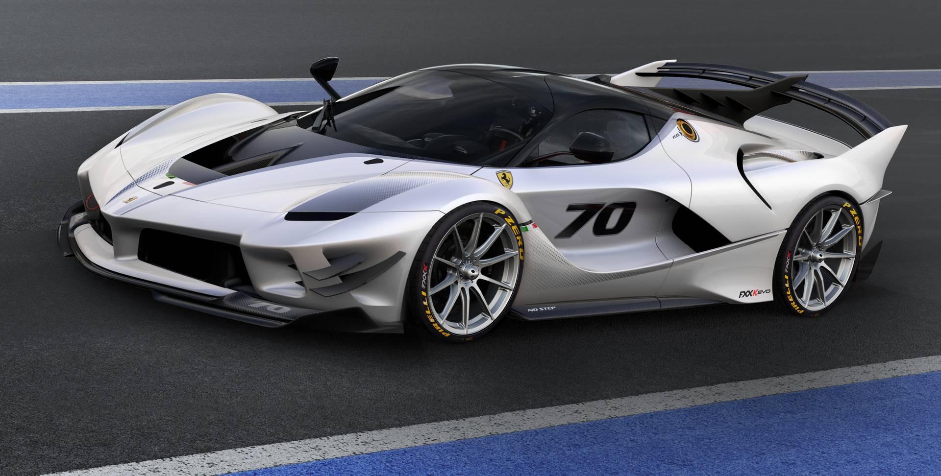Official: Ferrari FXX-K EVO