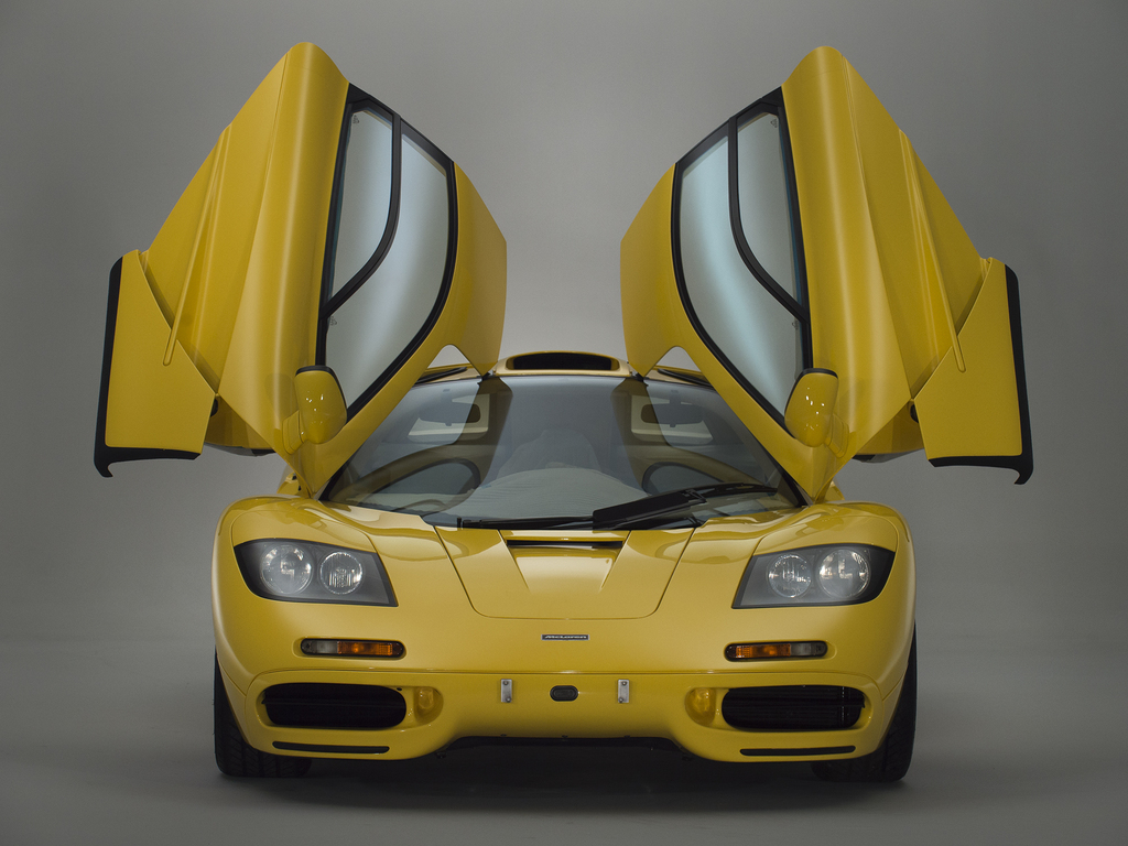 Delivery-mileage McLaren F1 to go on sale