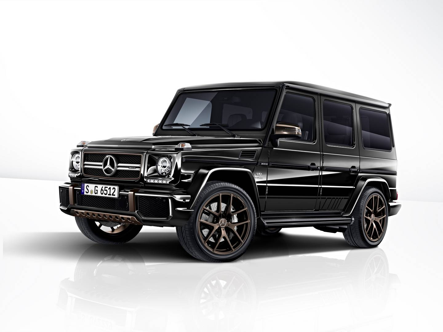 Official: Mercedes-AMG G65 Final Edition
