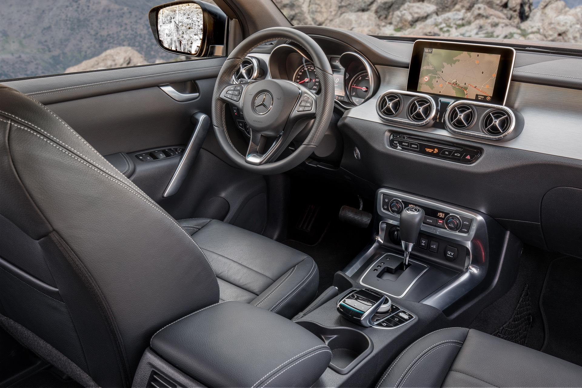 2018 Mercedes Benz X Class Review Gtspirit