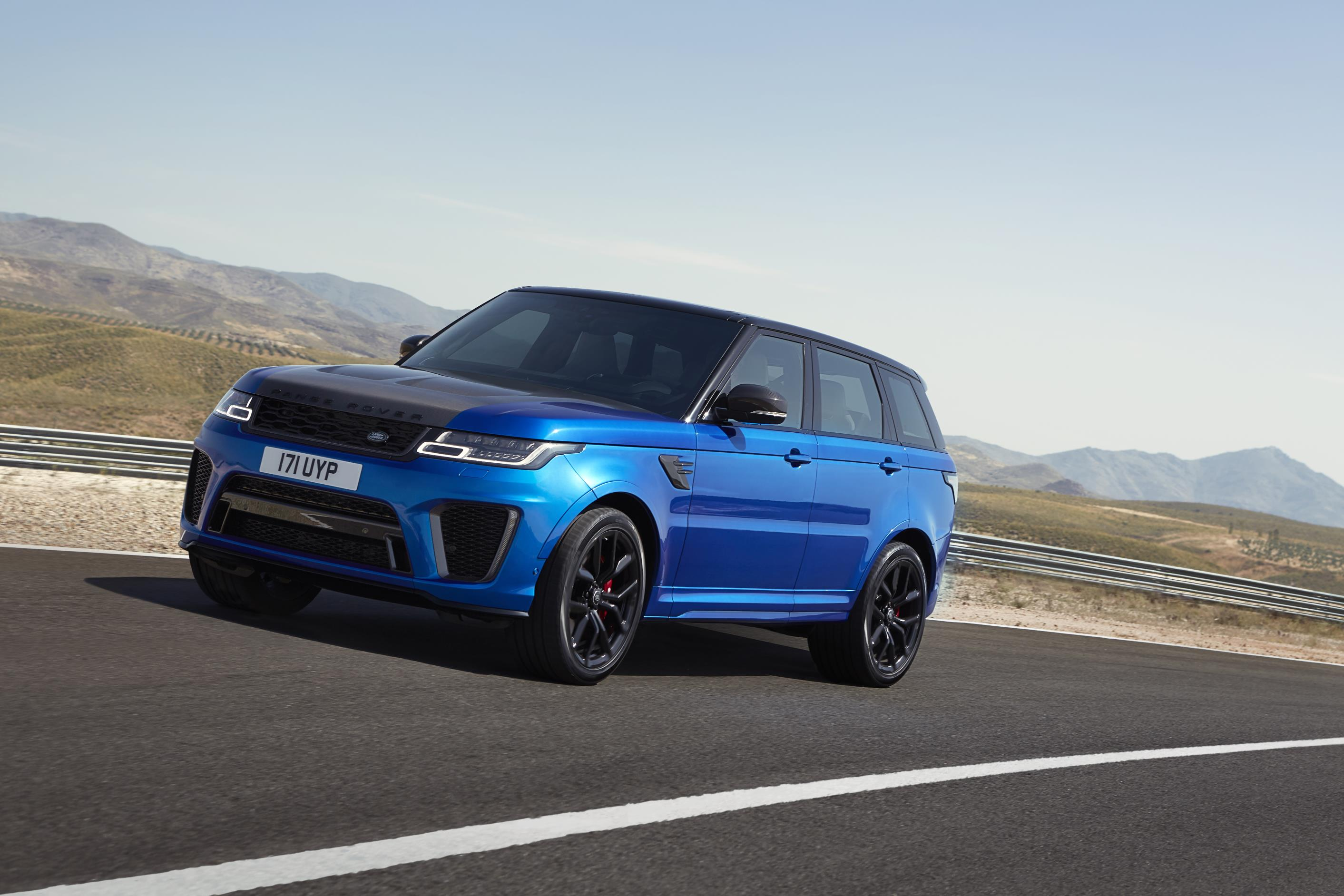 Range Rover Sport Hybrid 2018 >> Official: 2018 Range Rover Sport including Plug-in-Hybrid and SVR - GTspirit