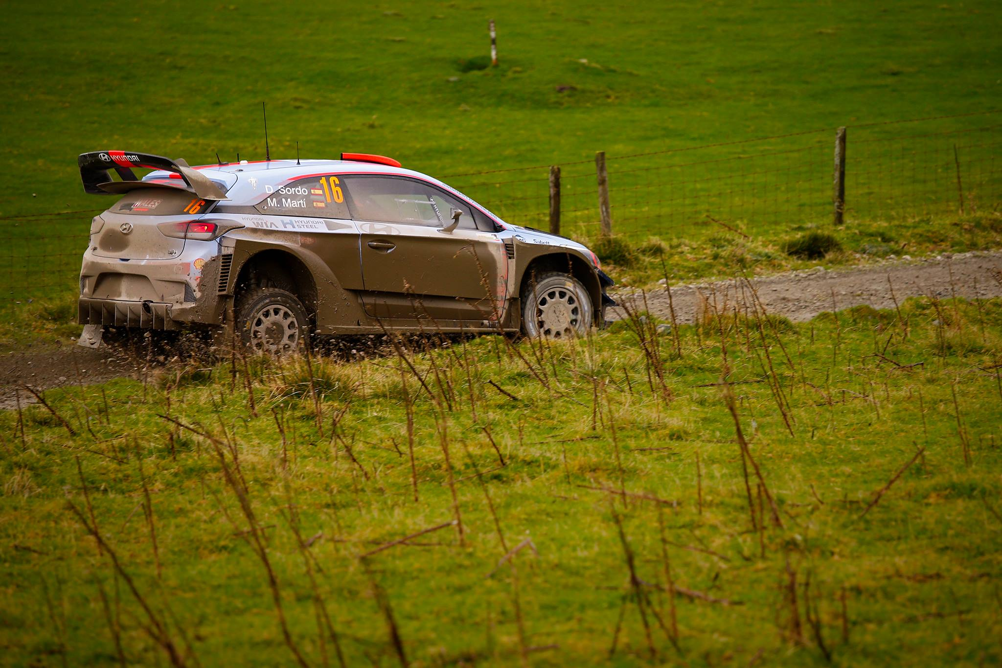 WRC: Ogier and M-Sport Crowned 2017 Champions at Wales Rally GB ...