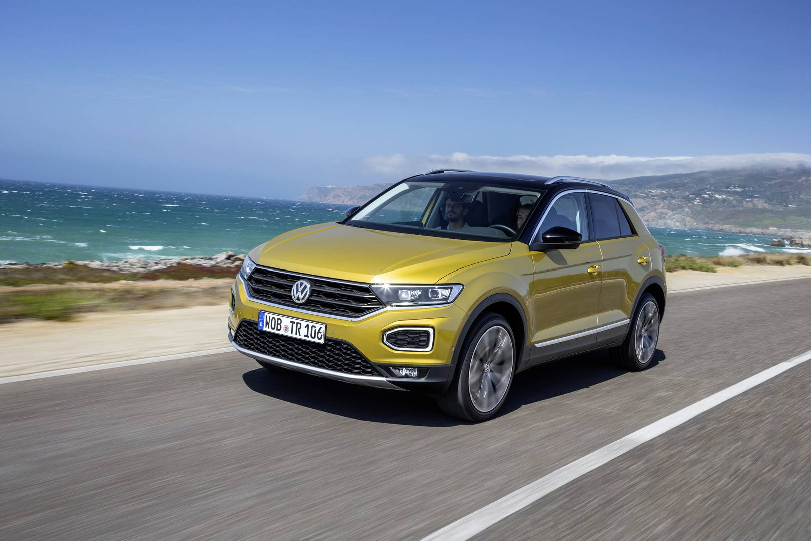 volkswagen t roc review gtspirit. Black Bedroom Furniture Sets. Home Design Ideas