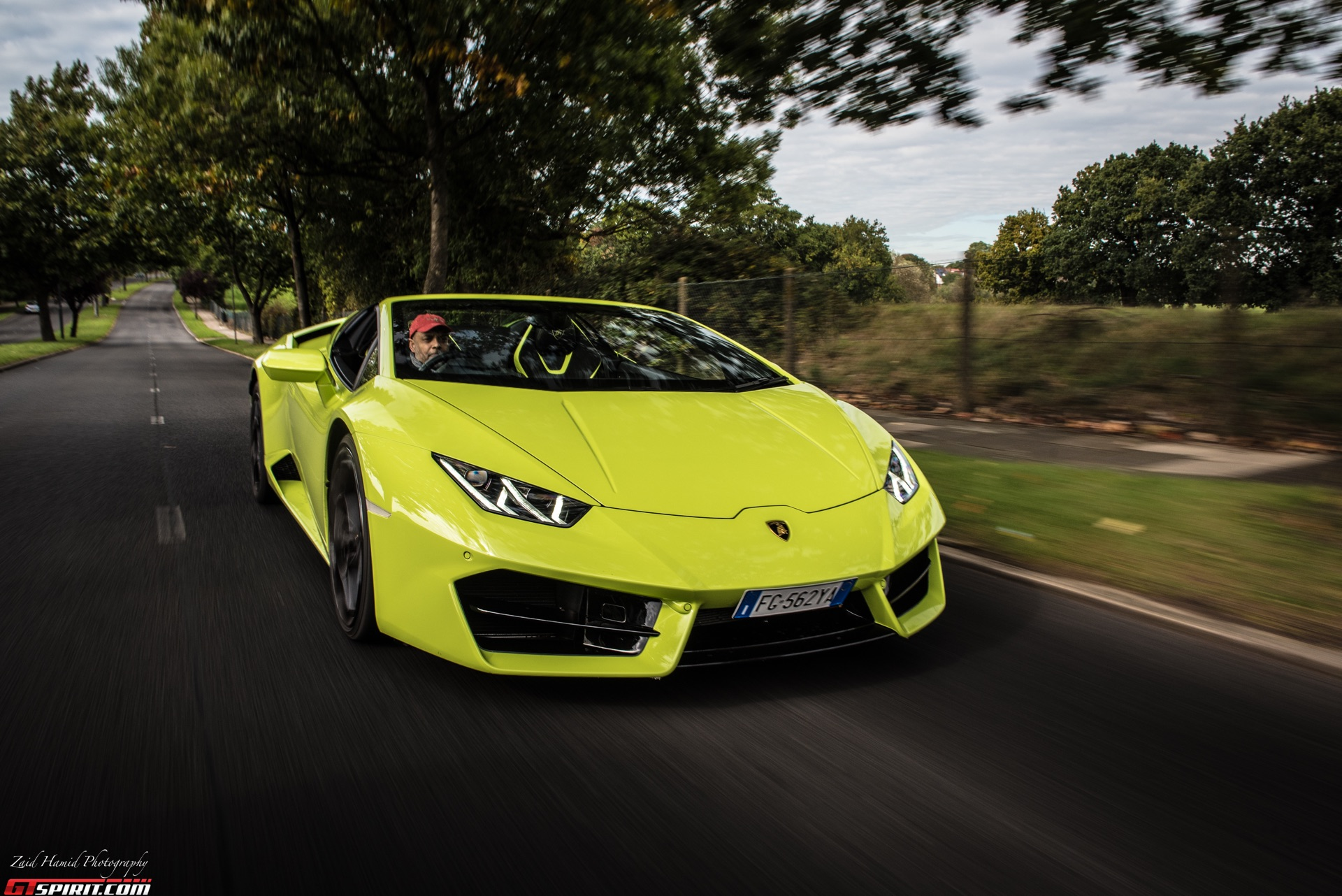 Lamborghini Huracan LP580-2 Spyder Review