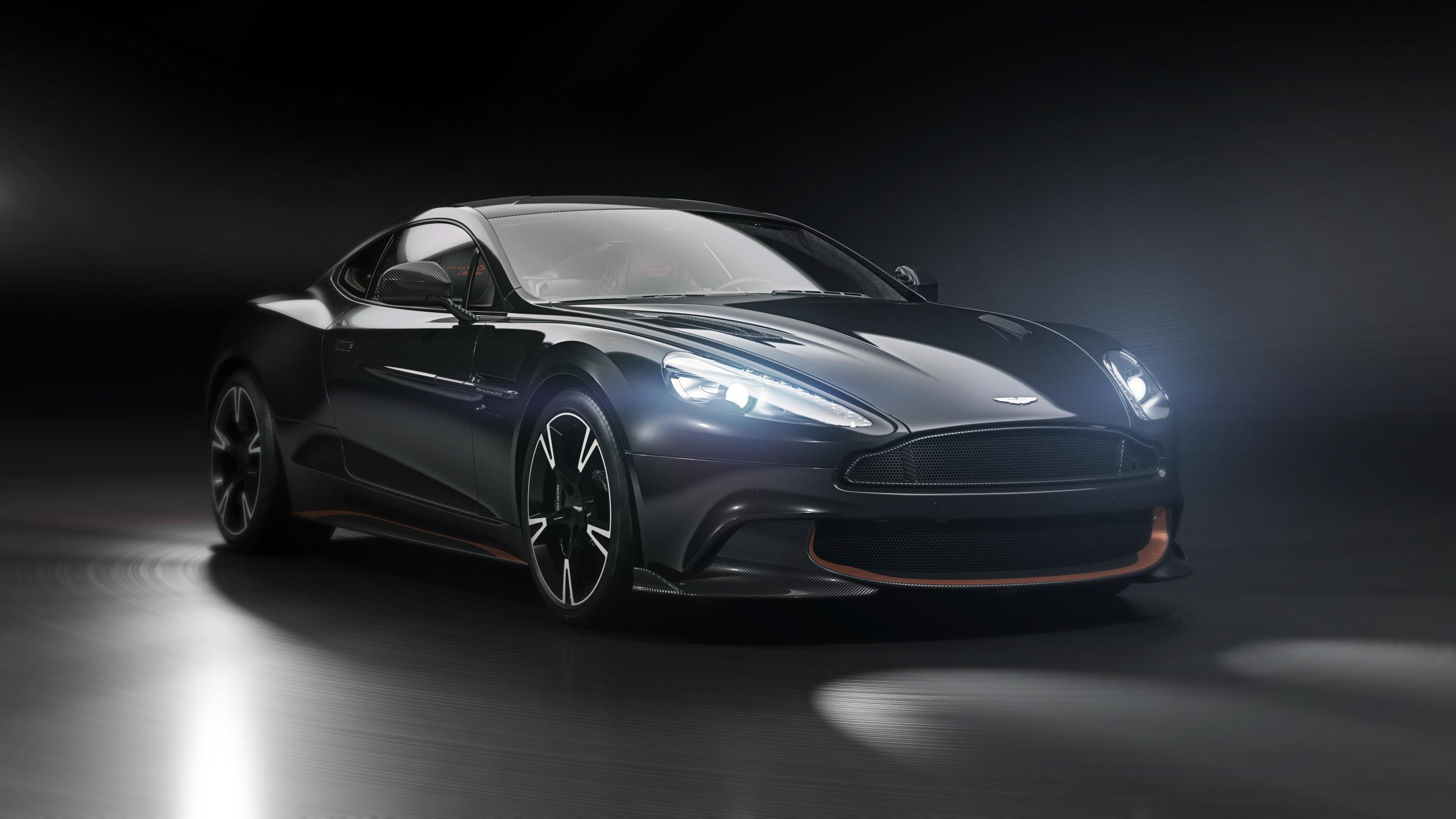 Official 2018 Aston Martin Vanquish S Ultimate 175
