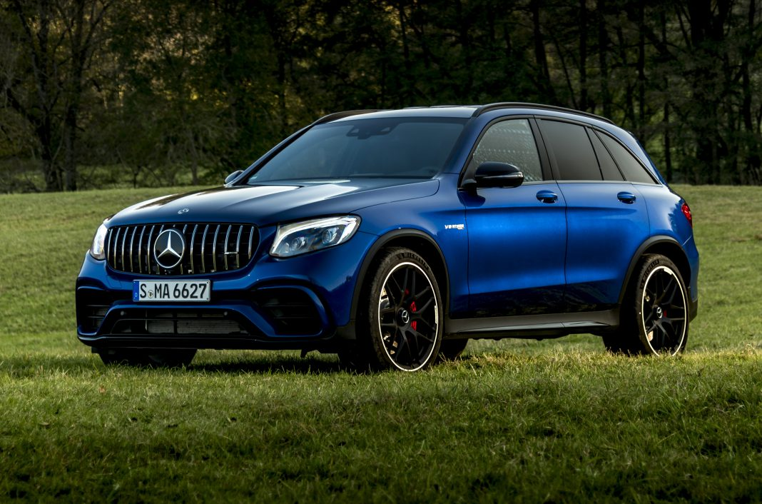 2018 mercedes amg glc 63 s coupe review gtspirit. Black Bedroom Furniture Sets. Home Design Ideas