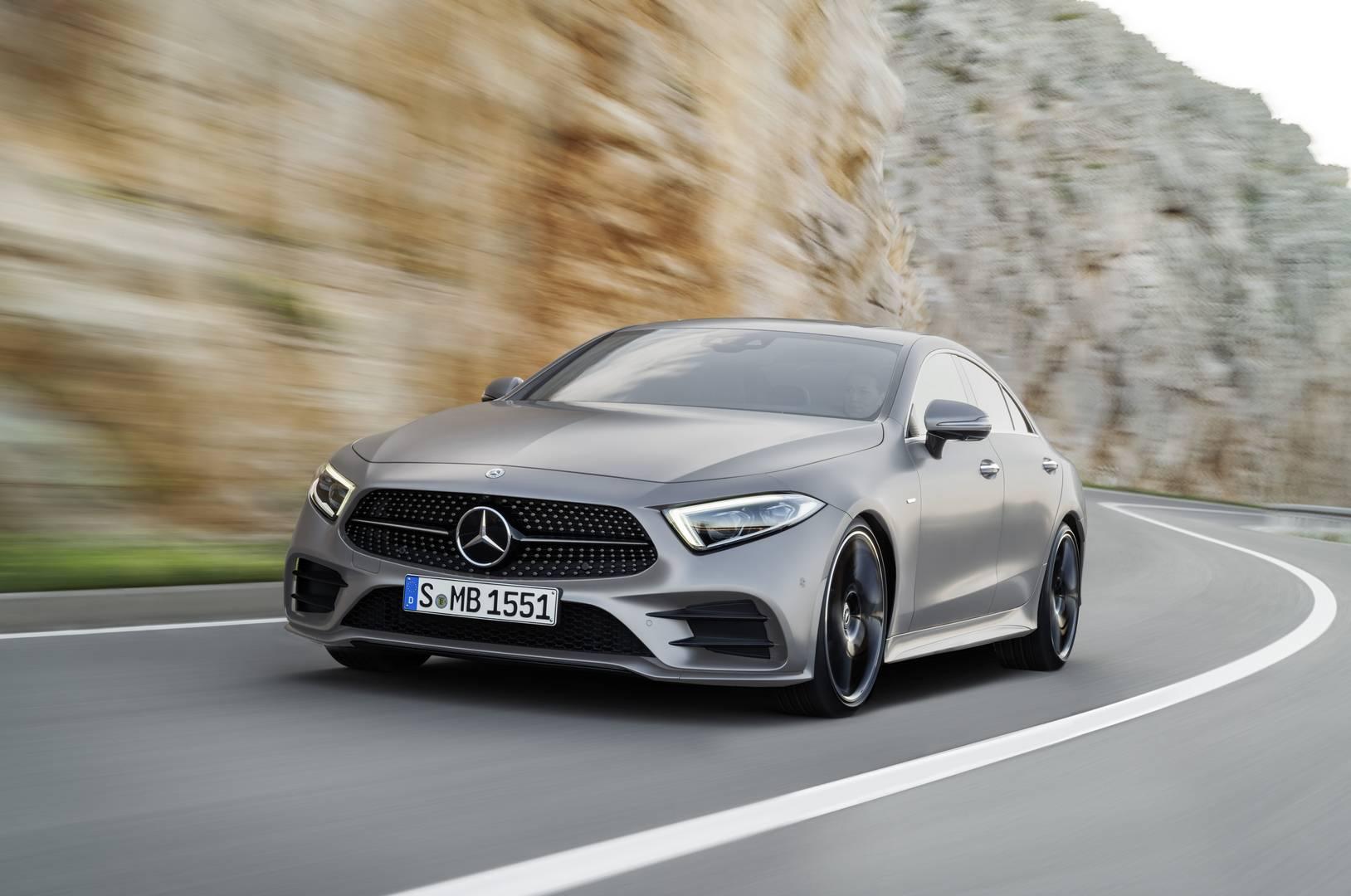 Official 2018 Mercedes Benz Cls Gtspirit