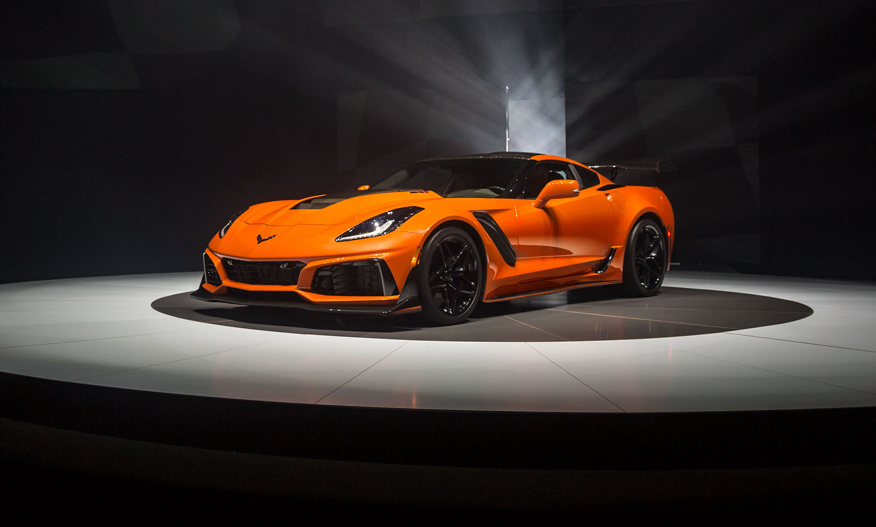 Years in the Making: Chevy Reveals the 2019 Corvette ZR1