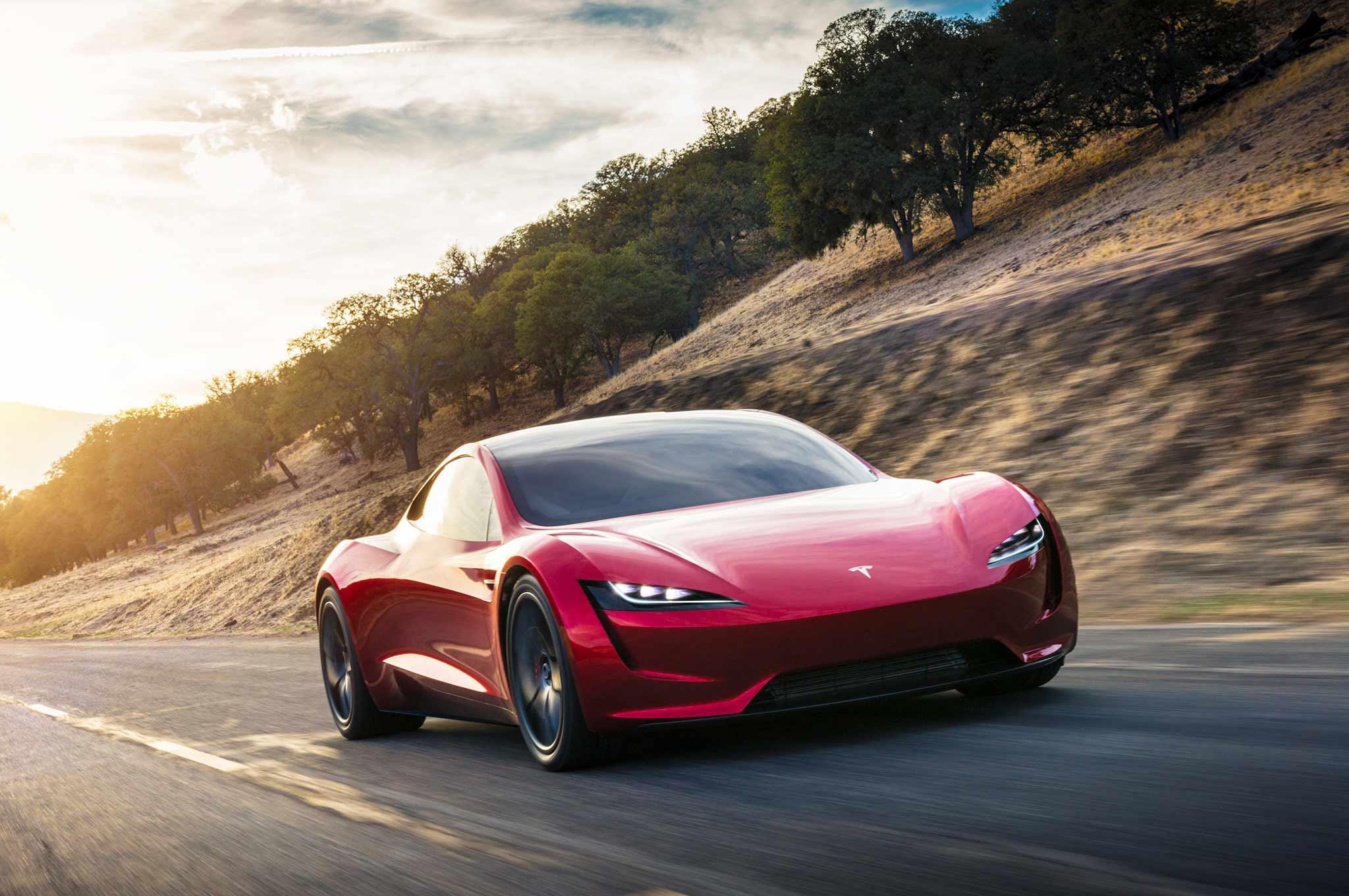 Official: 2020 Tesla Roadster - 10,000nm of Torque! - GTspirit