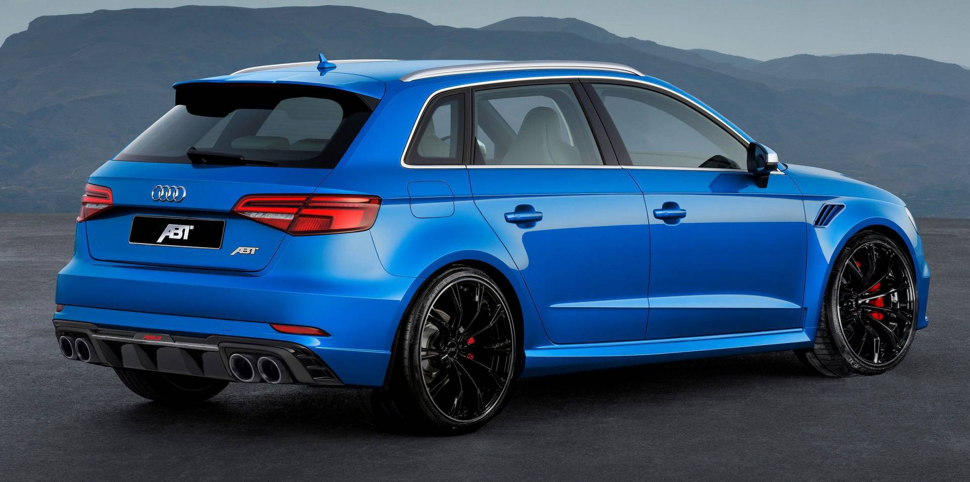 official abt audi rs3 with 460hp gtspirit. Black Bedroom Furniture Sets. Home Design Ideas