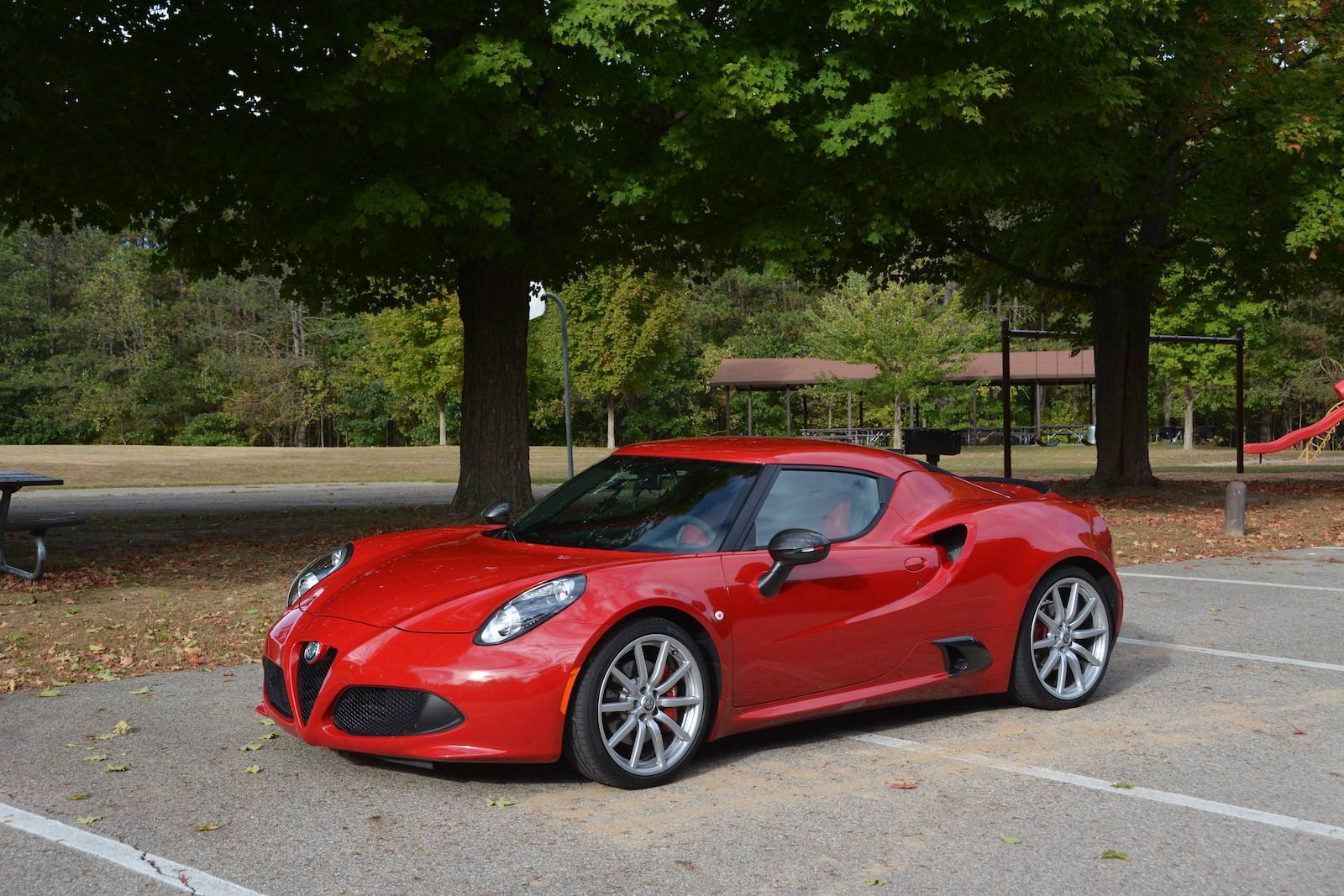 Alfa Romeo 4C >> Review 2017 Alfa Romeo 4c Coupe Gtspirit