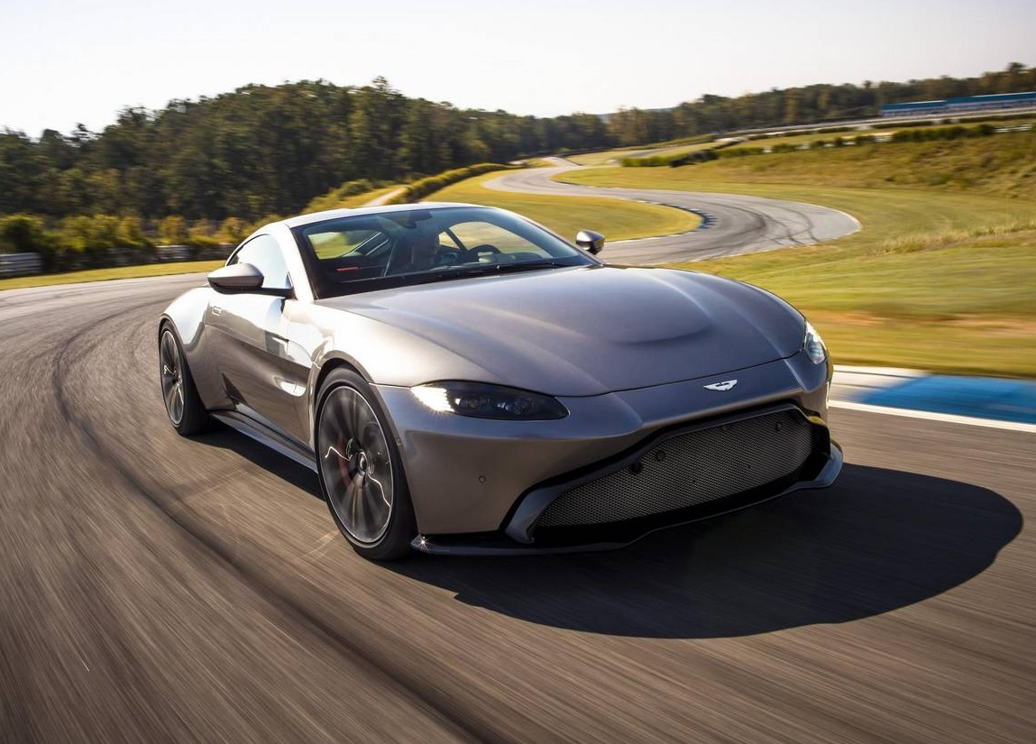 new aston martin vantage nearly sold out for 2018 gtspirit. Black Bedroom Furniture Sets. Home Design Ideas