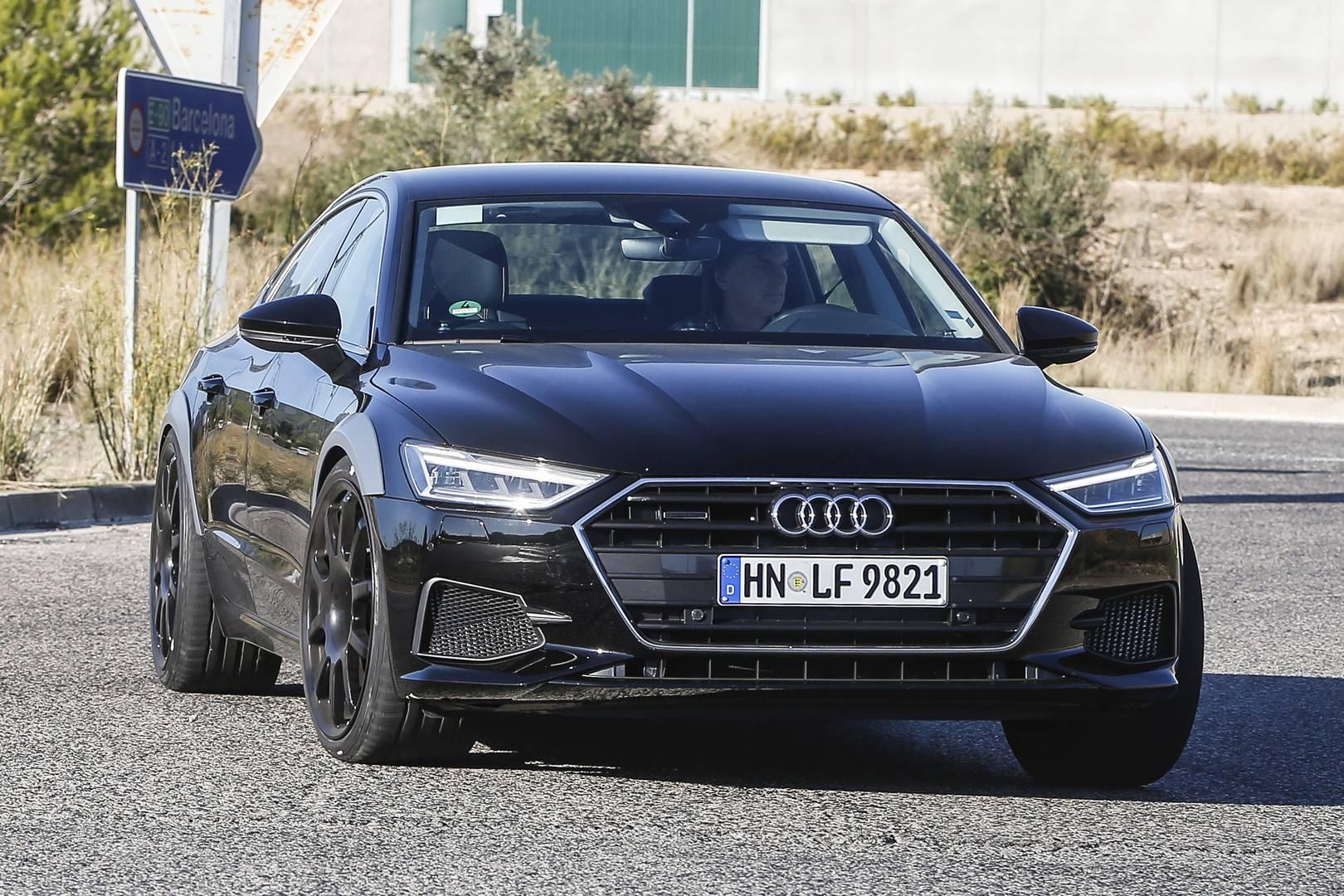 Audi rs7 2019 12