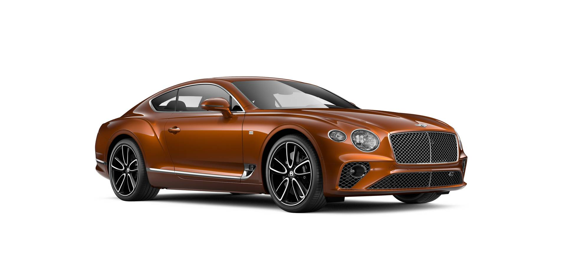 Official: 2018 Bentley Continental GT First Edition