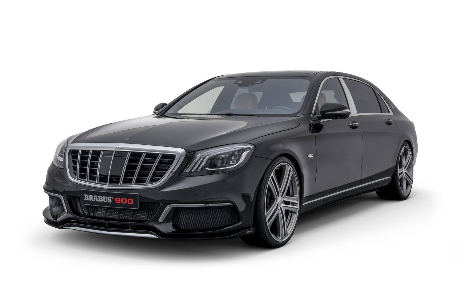Official: Brabus Rocket 900 Based on Mercedes-Maybach S650 ...