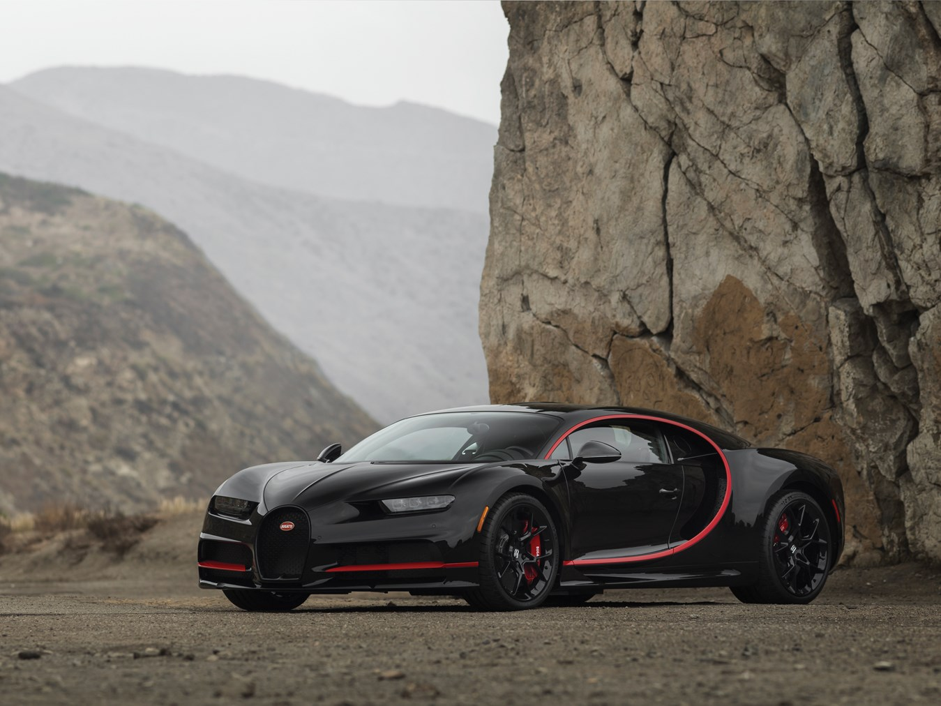 Hyper Sport 2017 >> First Bugatti Chiron in the US Bound for Auction with $4 Million Est. - GTspirit