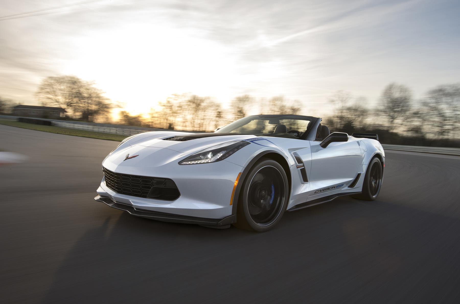 Official: 2018 Chevrolet Corvette Carbon 65 Edition – 650 Units Only