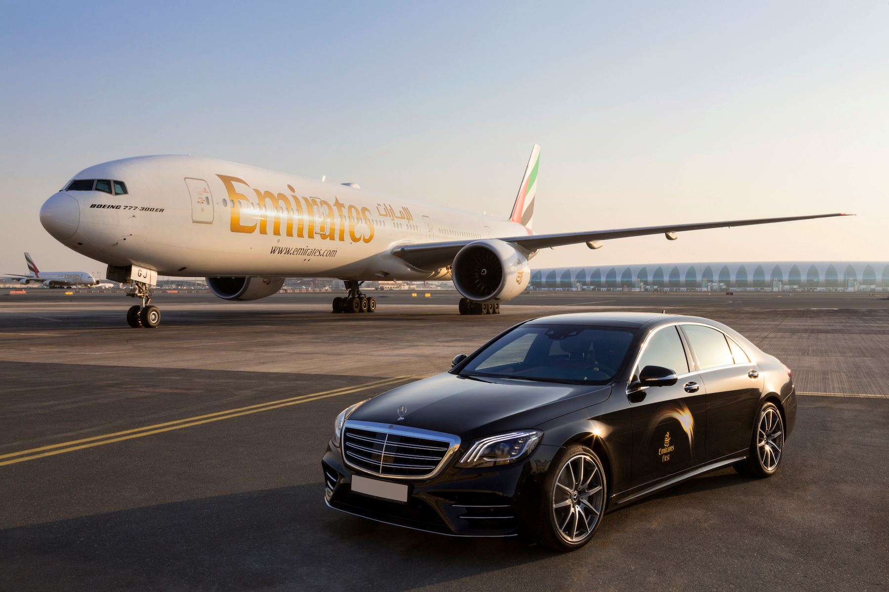 Mercedes-Benz and Emirates join Forces to Create a new Boeing 777 Interior
