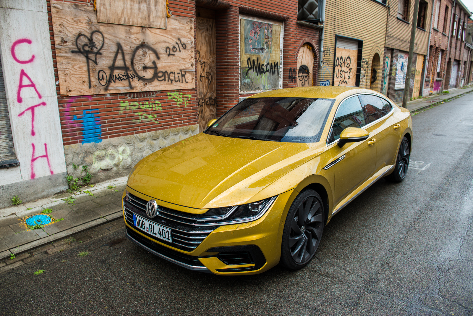 2018 Volkswagen Arteon Review Gtspirit