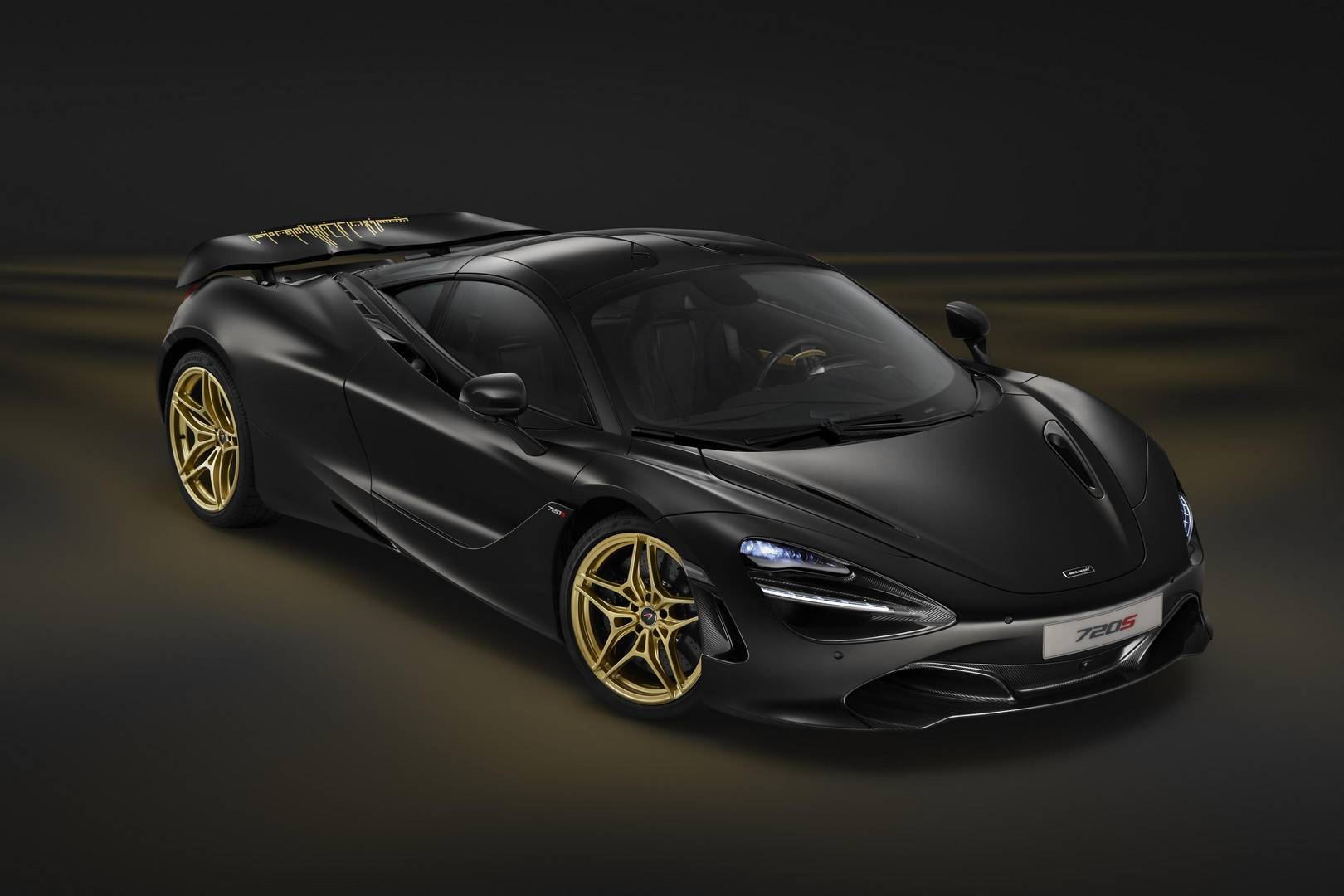Custom McLaren 720S honours founder
