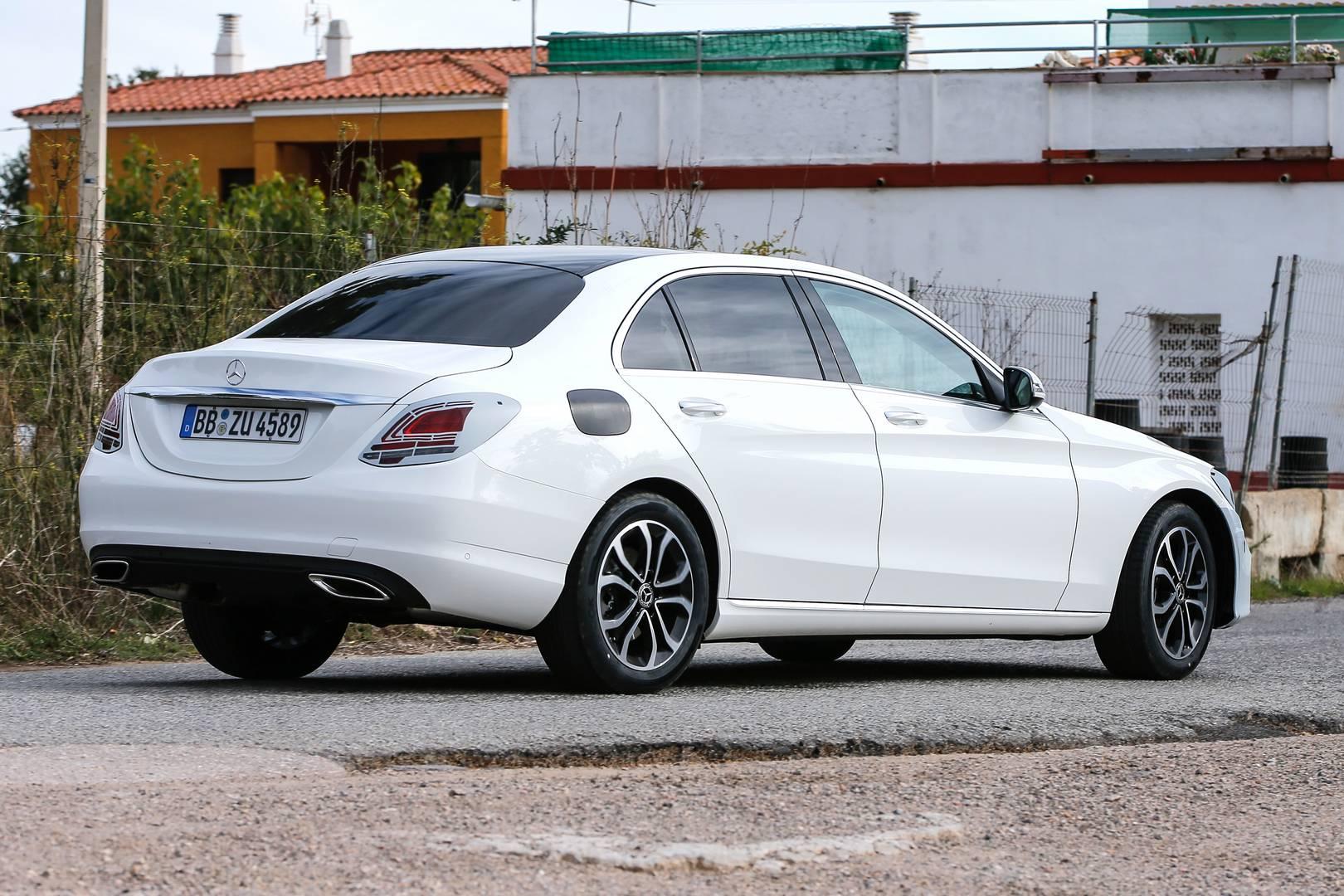 100 2018 mercedes benz c class c class luxury for Mercedes benz new london ct
