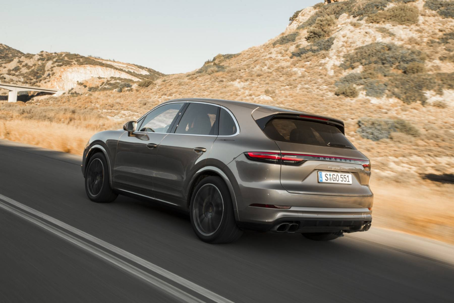 2018 Porsche Cayenne Turbo Review Gtspirit