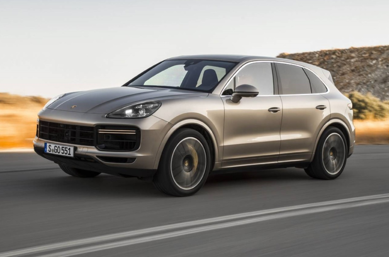 2018 Porsche Cayenne Turbo Review Car