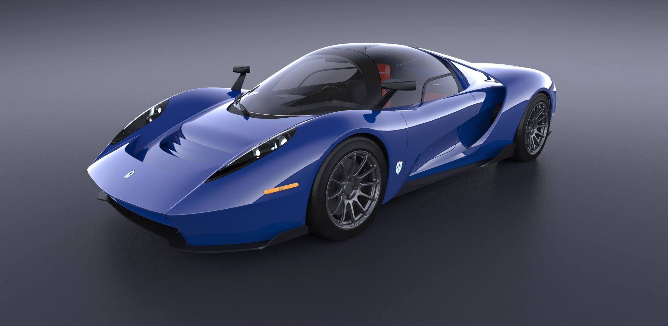 Official Scuderia Cameron Glickenhaus Scg 004s With 650hp