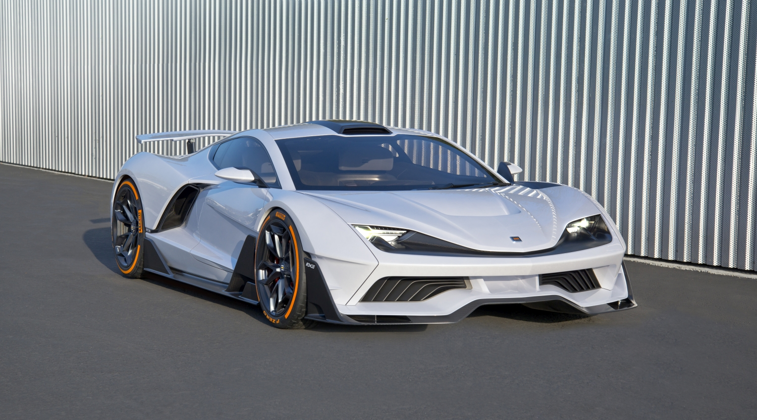 Official: Aria FXE Hybrid Supercar