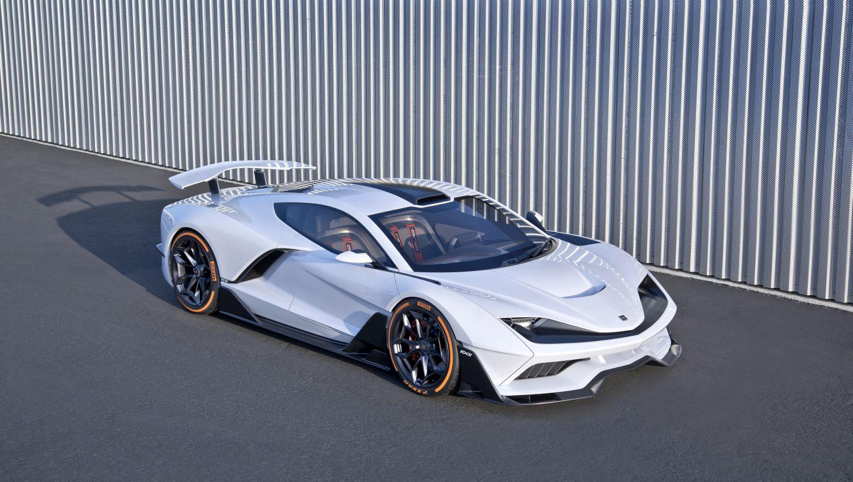 Official: Aria FXE Hybrid Supercar