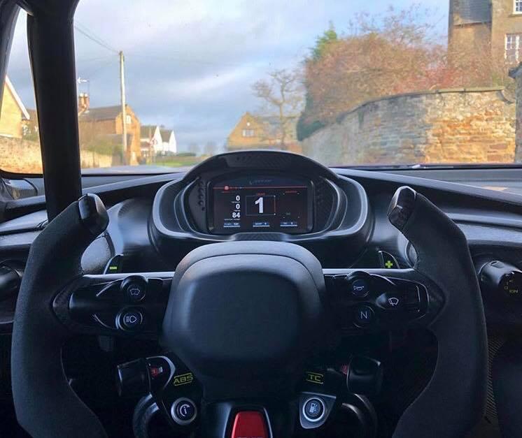Road Legal Aston Martin Vulcan Surfaces Gtspirit