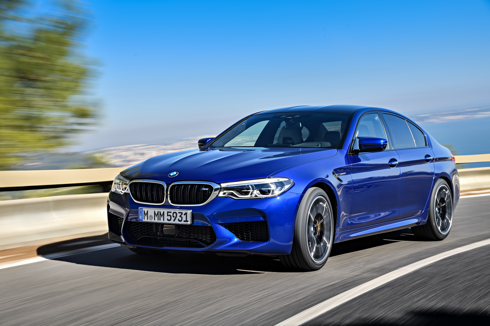 2018 Bmw M5 Review Gtspirit