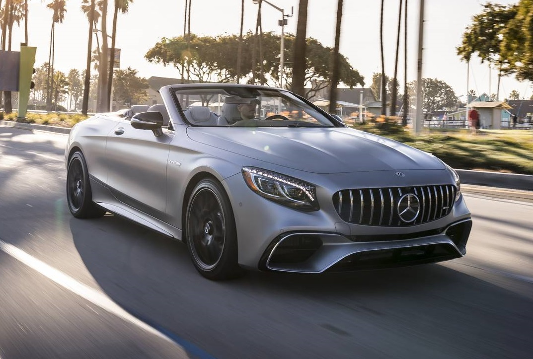 2018 mercedes amg s63 coupe s63 convertible review gtspirit. Black Bedroom Furniture Sets. Home Design Ideas