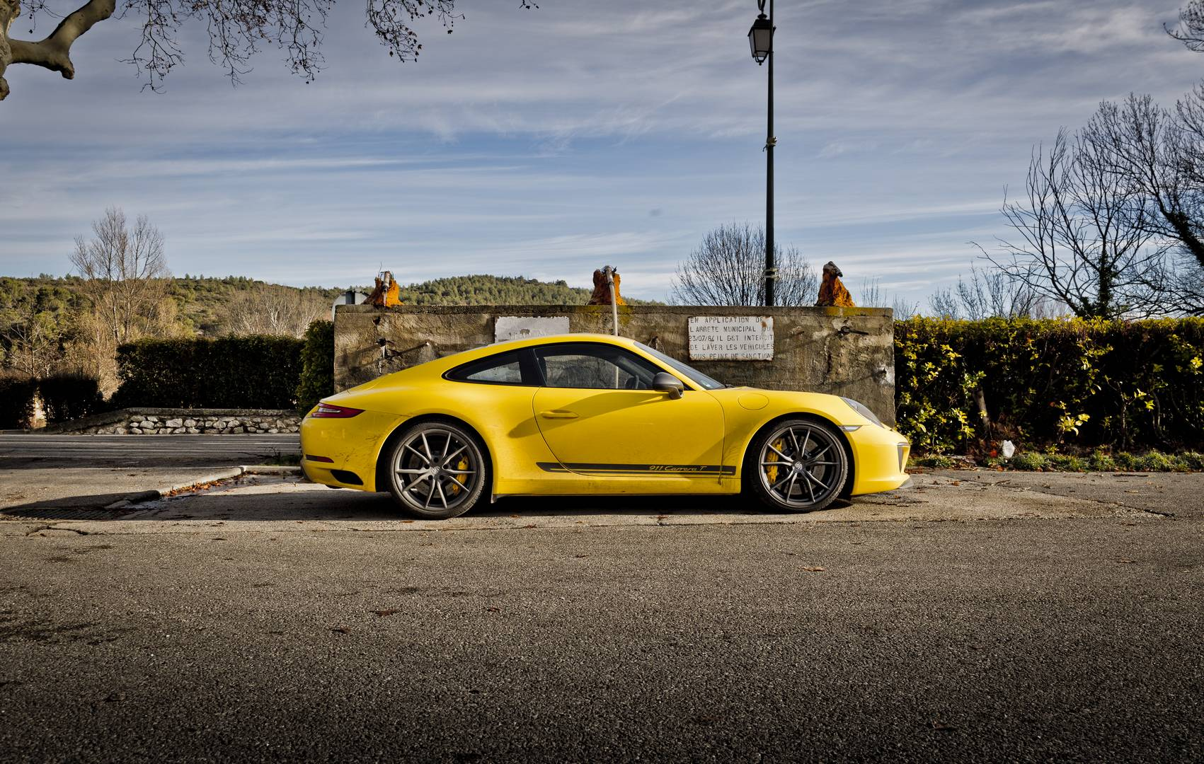 Porsche 911 Carrera T Review Gtspirit