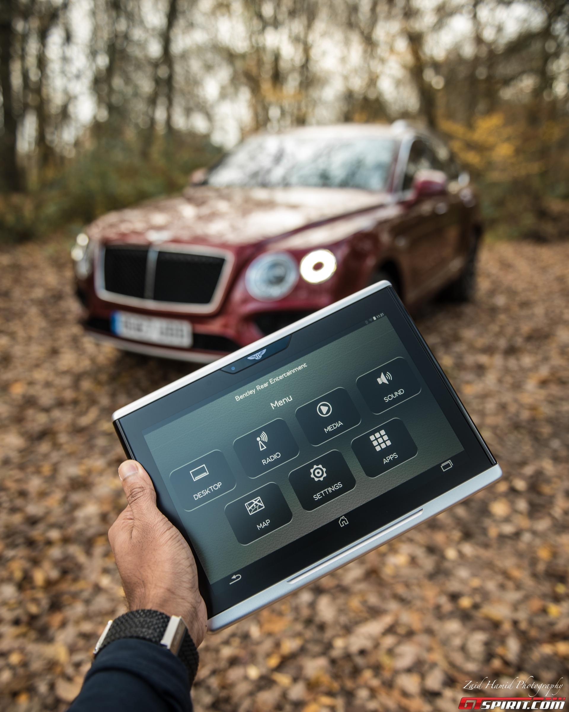 Bentley Bentayga getting plug-in hybrid version this year