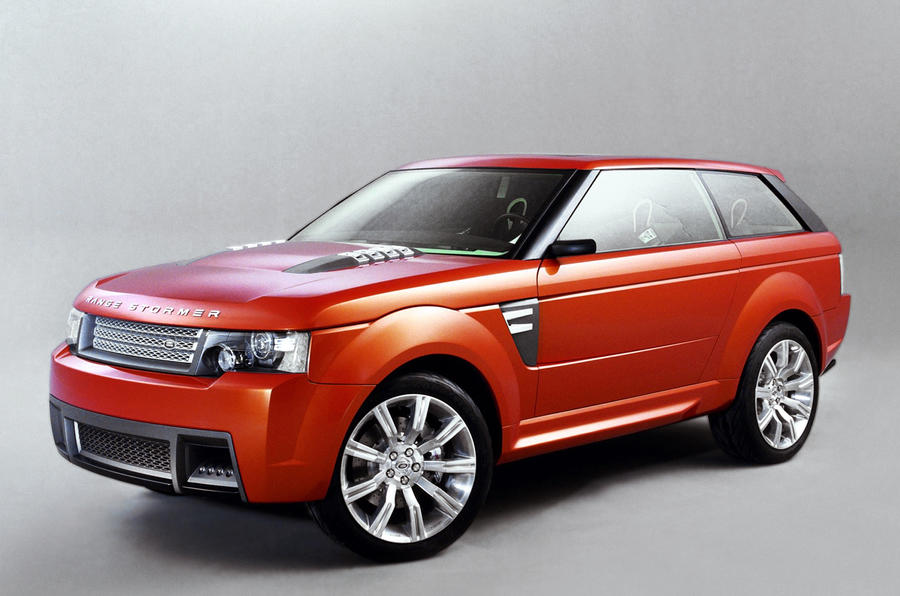 Land Rover Design Boss Hints at 2-Door Range Rover Coupe