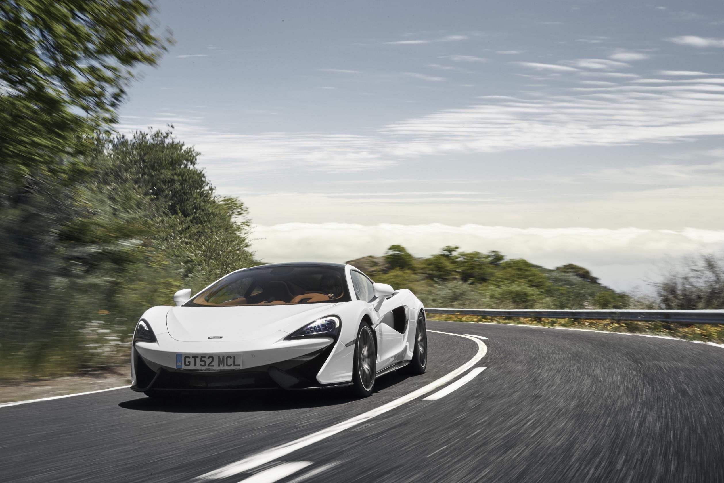 McLaren 570GT Design Edition Revealed, Sport Pack Announced Too