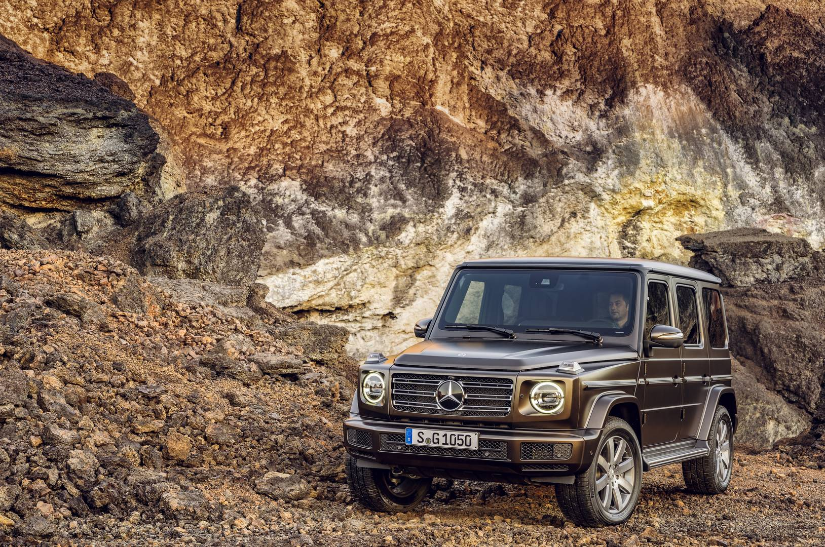 Official: 2018 Mercedes-Benz G-Class - GTspirit