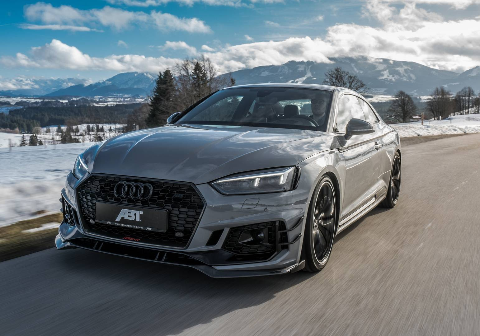 Official Abt Audi Rs5 R With 530hp Limited To 50 Units