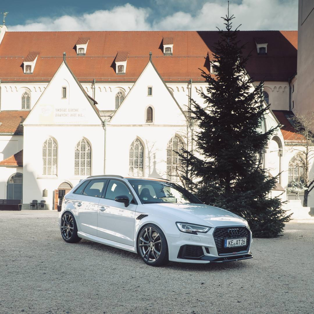 abt audi rs3 sportback with 500hp gtspirit. Black Bedroom Furniture Sets. Home Design Ideas