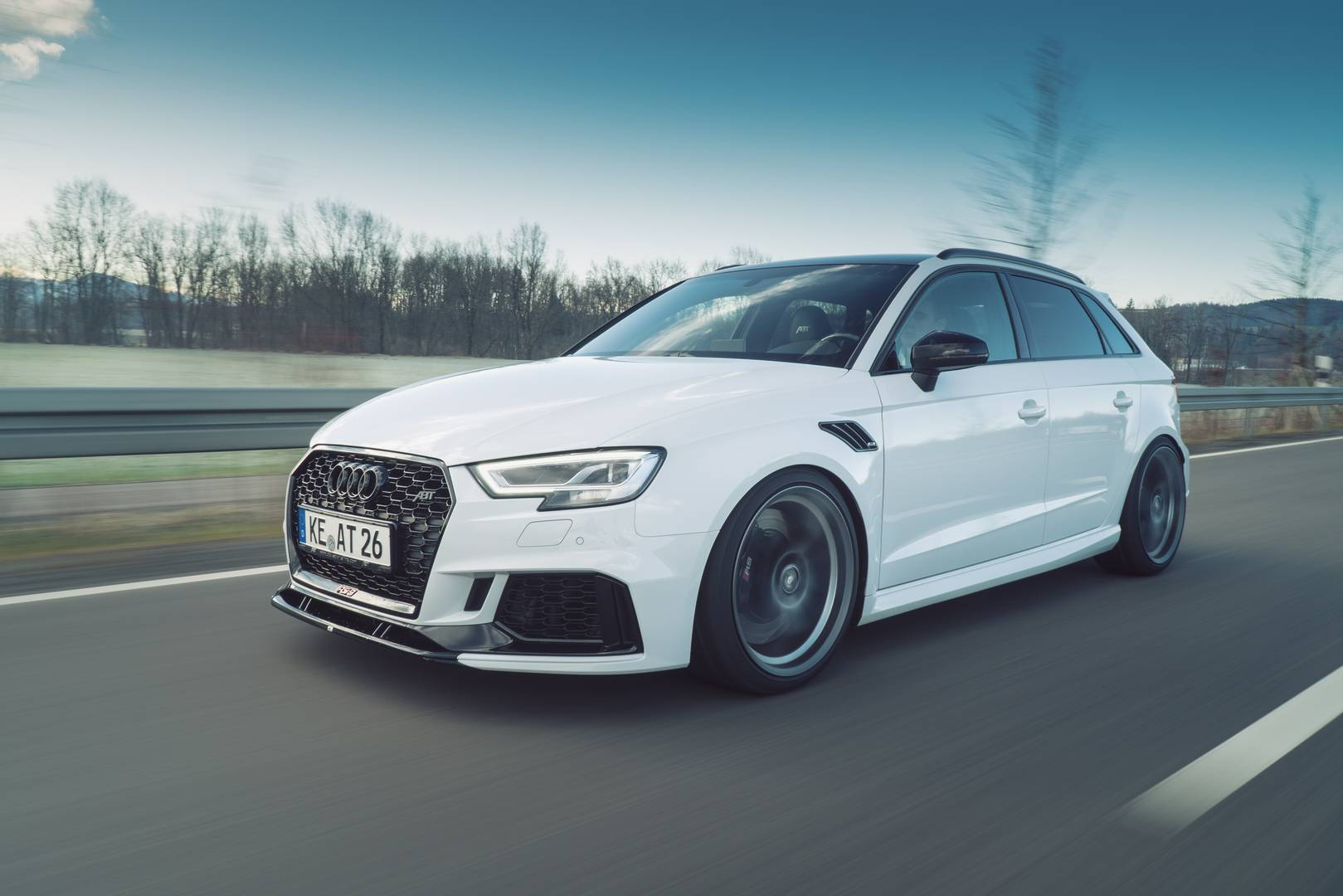 ABT Audi RS3 Sportback with 500hp